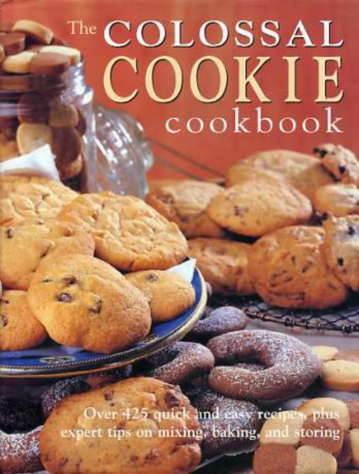 Image for The Colossal Cookie Cookbook