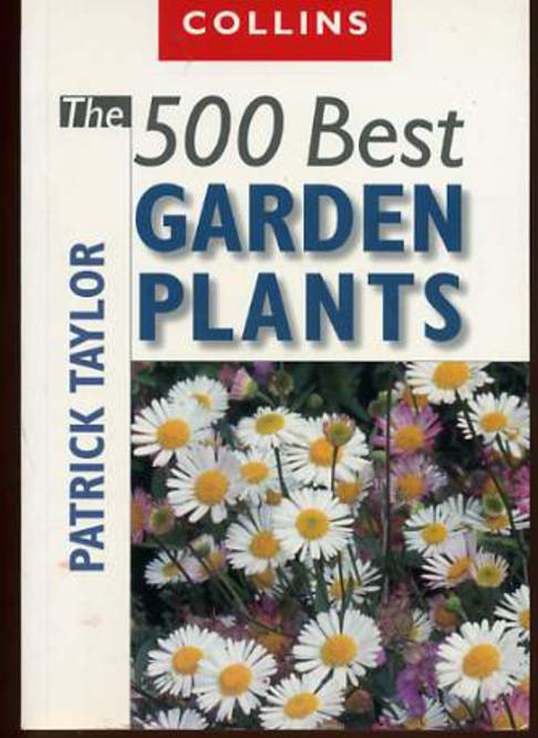 Image for The 500 Best Garden Plants