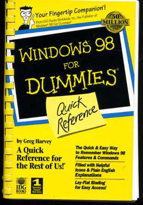 Image for Windows 98 for Dummies
