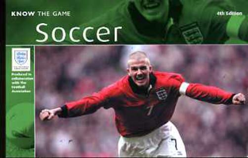 Image for Know the Game - Soccer