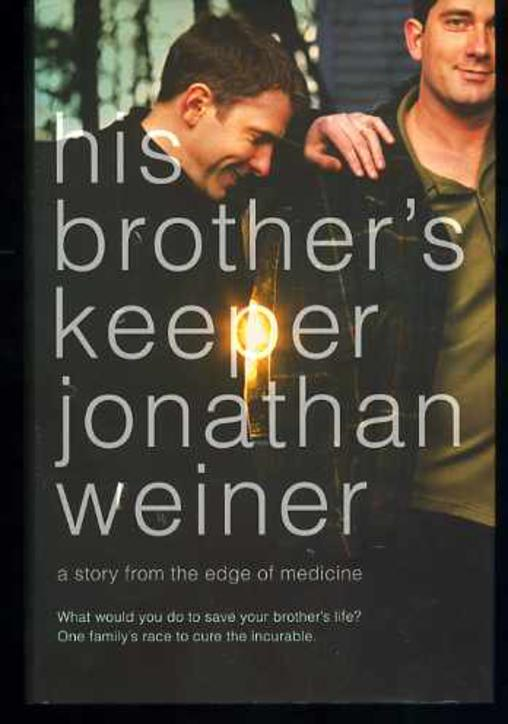 Image for His Brother's Keeper