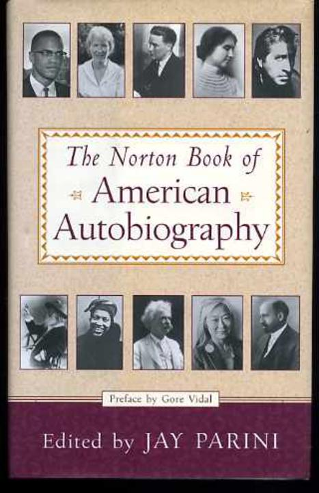Image for The Norton Book of American Autobiography