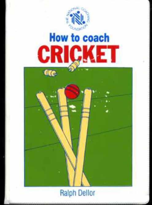 Image for How to Coach Cricket