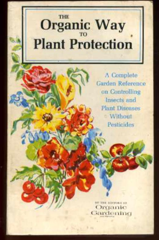 Image for The Organic Way to Plant Protection