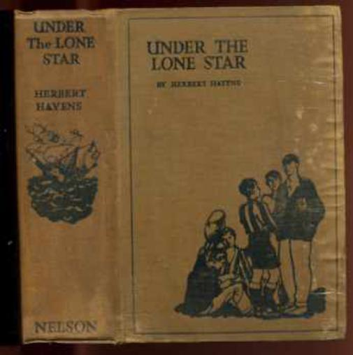 Image for Under the Lone Star - a Story of Revolution in Nicaragua