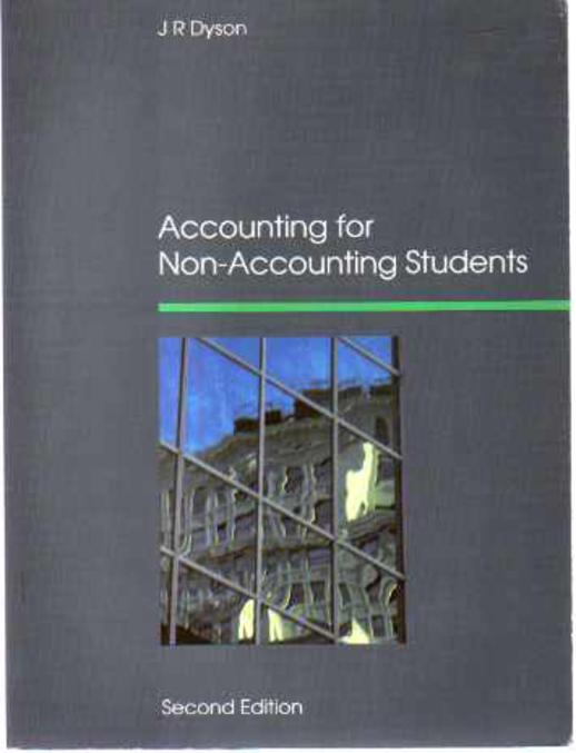 Image for Accounting for Non-Accounting Students
