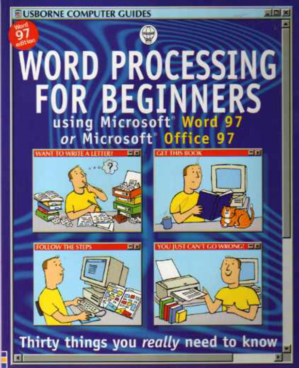 Image for Word Processing Using Word 97 or Office 97