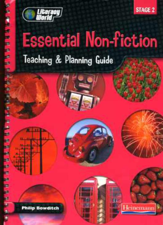Image for Essential Non-Fiction Stage 2 Teaching & Planning Guide