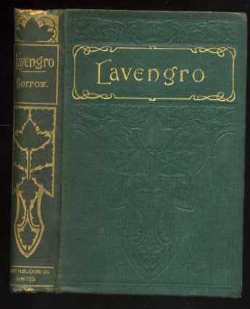 Image for Lavengro : The Scholar : The Gypsy : The Priest.