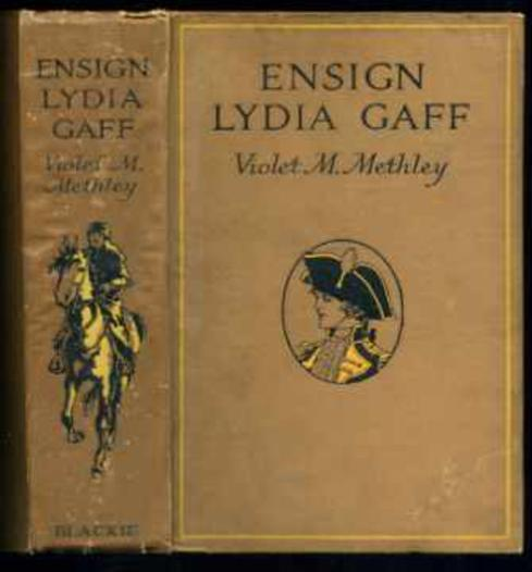 Image for Ensign Lydia Gaff