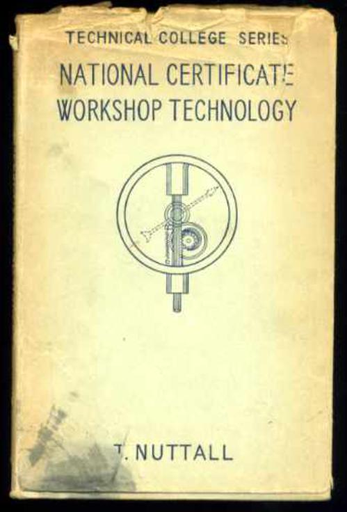 Image for National Certificate Workshop Technology