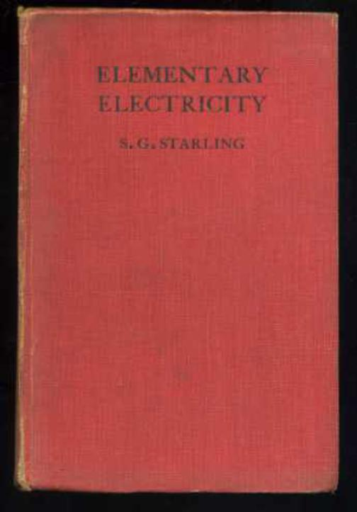 Image for Elementary Electricity