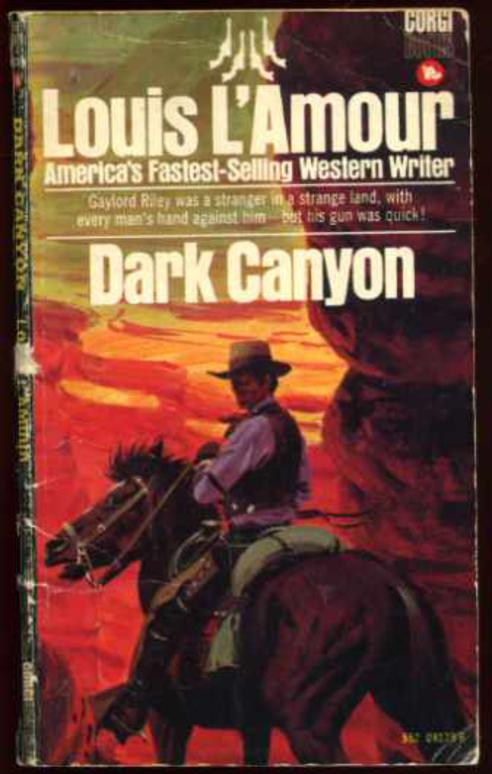 Image for Dark Canyon