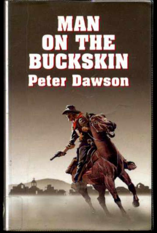 Image for Man on the Buckskin