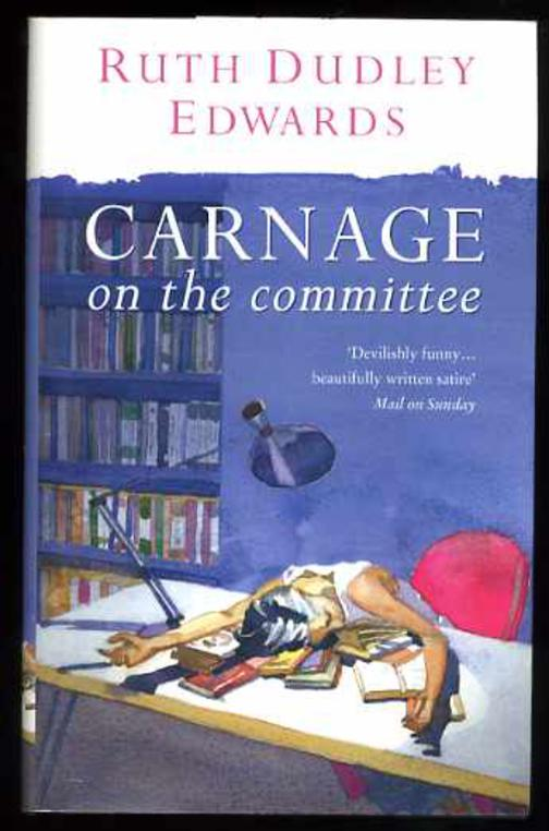 Image for Carnage on the Committee