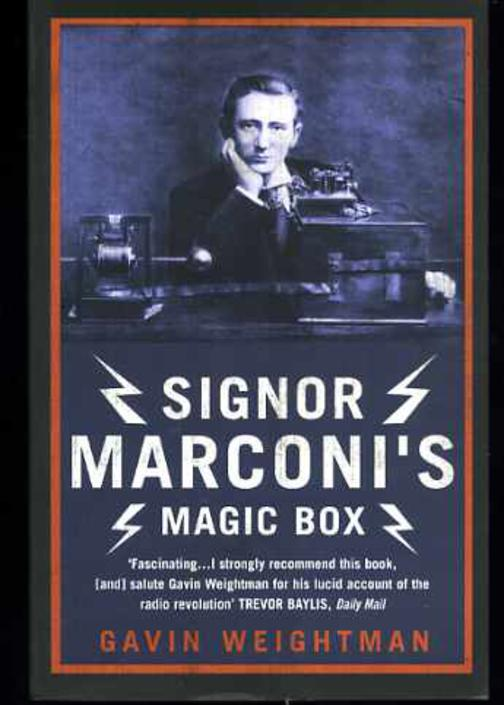 Image for Signor Marconi's Magic Box: The Invention That Sparked the Radio Revolution