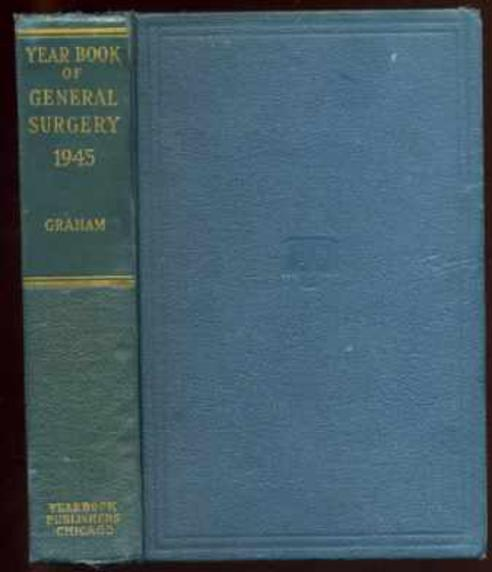 Image for The 1945 Year Book of General Surgery