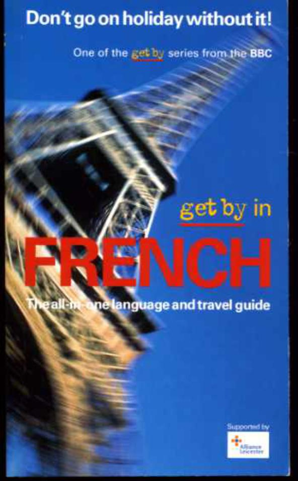 Image for Get by in French
