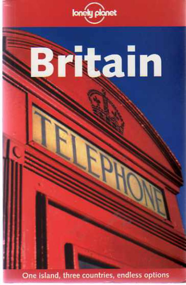 Image for Britain (Lonely Planet travel Survival Kit)