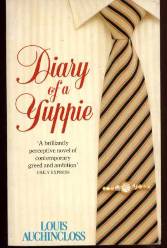 Image for Diary of a Yuppie