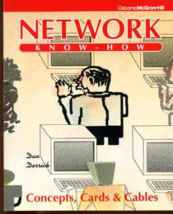 Image for Network Know-How: Concepts, Cards & Cables