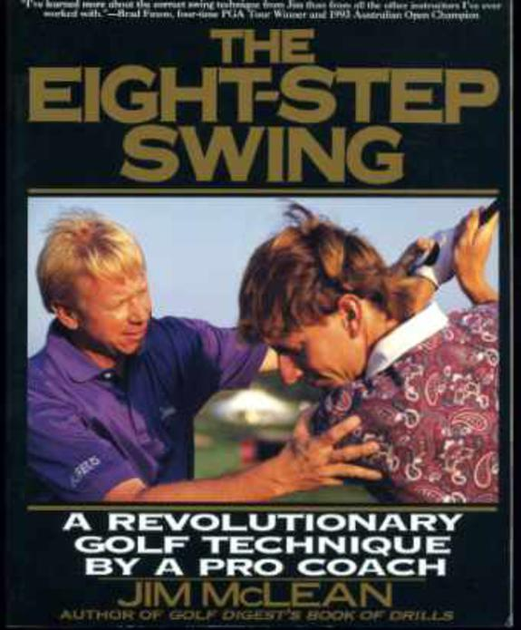 Image for The Eight Step Swing