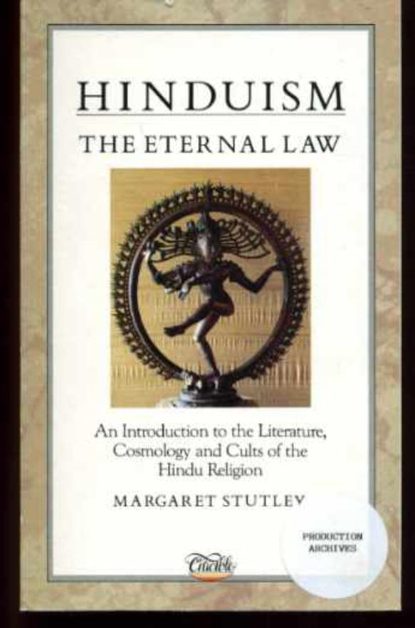 Image for Hinduism : The Eternal Law