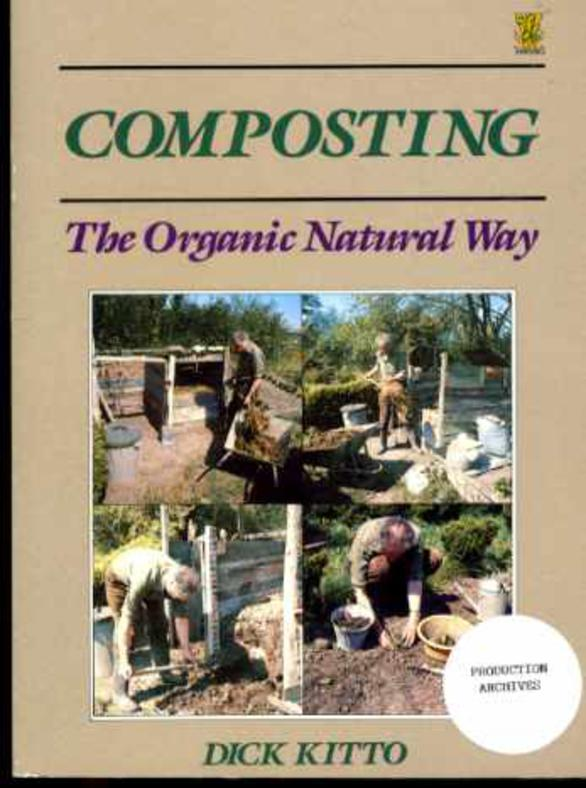 Image for Composting : The Organic Natural Way