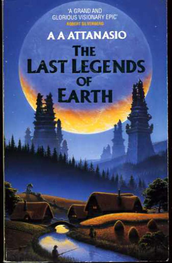 Image for The Last Legends of Earth