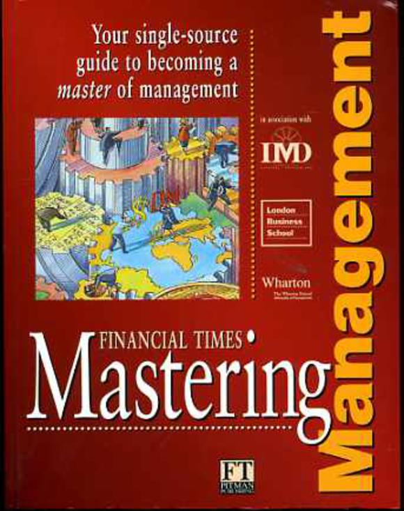 Image for Mastering Management