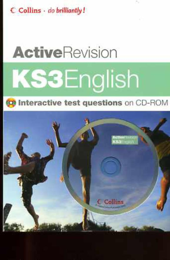 Image for KS3 English : Active Revision
