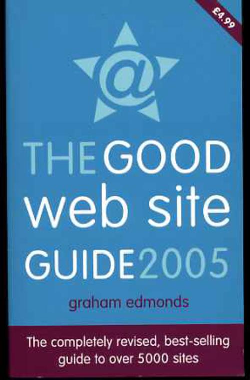 Image for The Good Web Site Guide : 2005