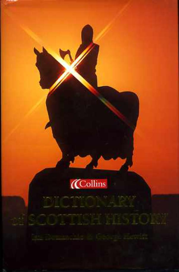 Image for Collins Dictionary of Scottish History
