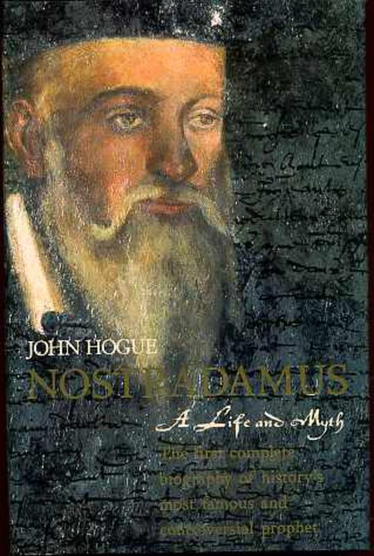 Image for Nostradamus: A Life and Myth
