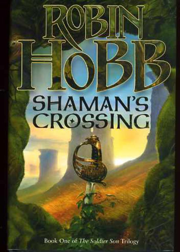 Image for Shaman's Crossing