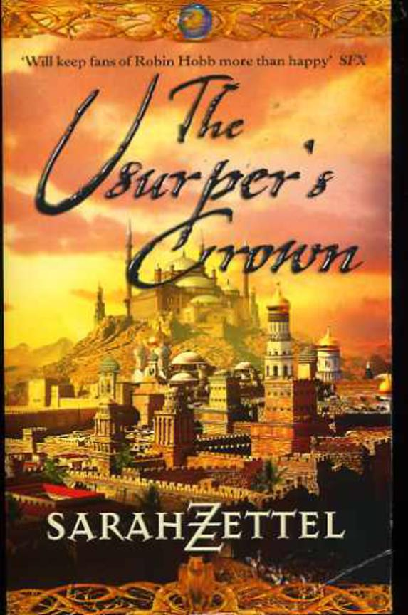Image for The Usurper's Crown