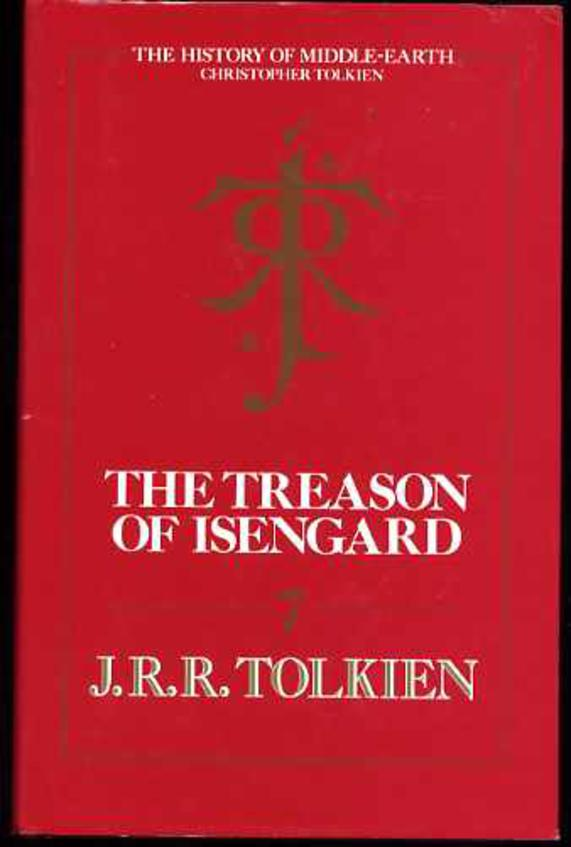 Image for The Treason of Isengard