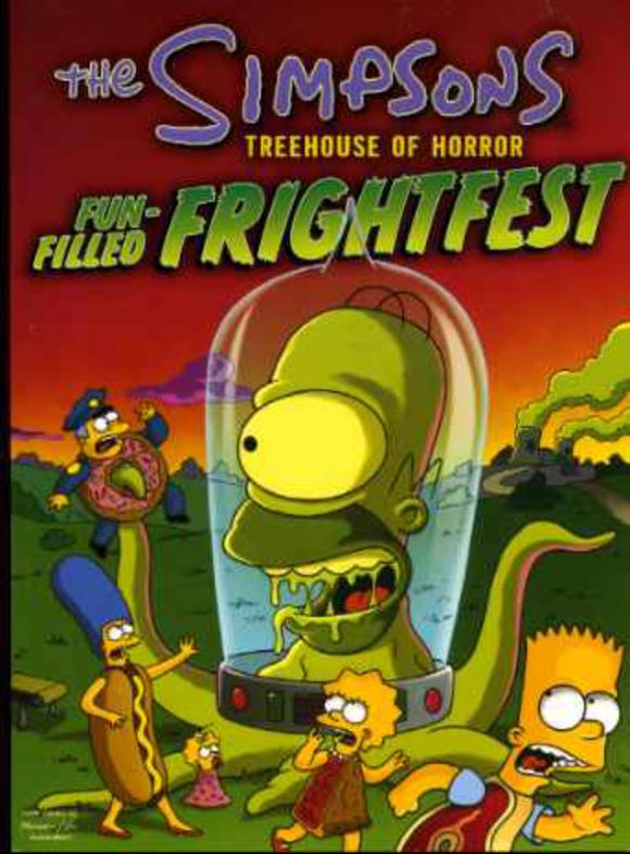 Image for Bart Simpson's Treehouse of Horror
