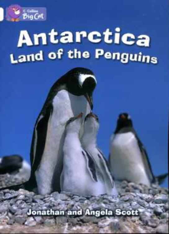 Image for Antarctica: Land of the Penguins