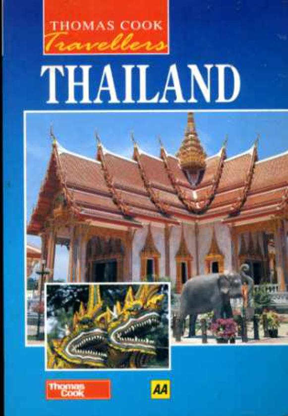Image for Thailand (Thomas Cook Travellers)