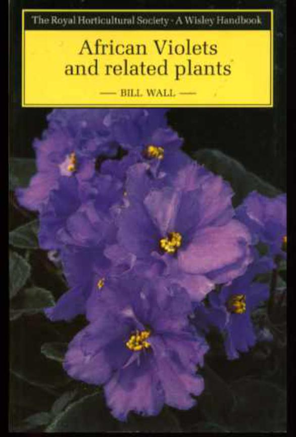 Image for African Violets and Related Plants