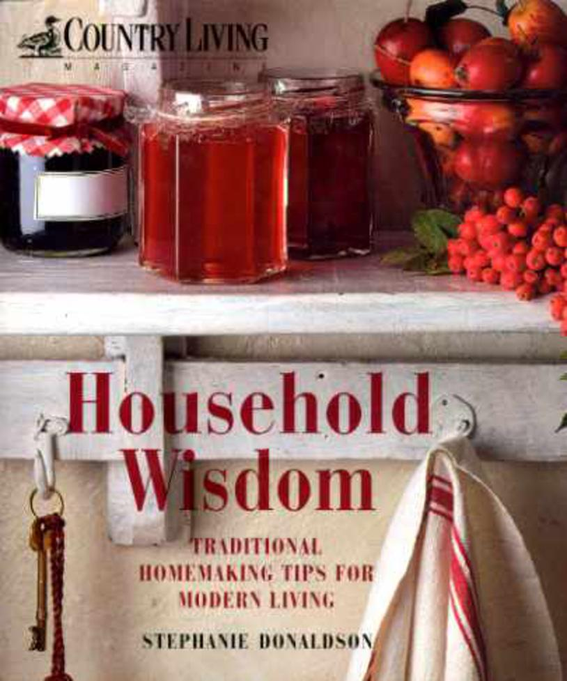 Image for Country Living Household Wisdom
