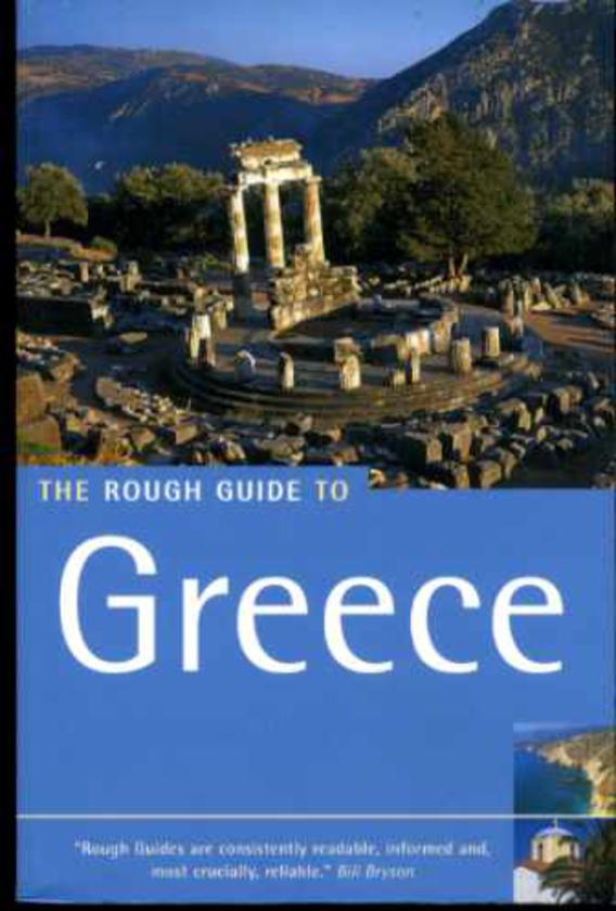 Image for The Rough Guide to Greece
