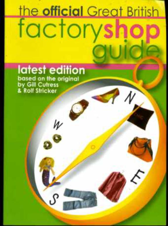 Image for The Official Great British Factory Shop Guide