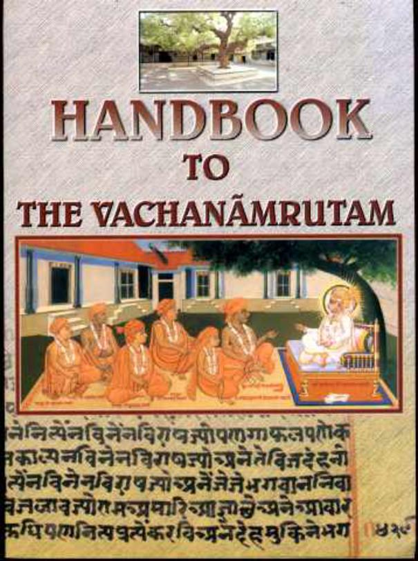Image for Handbook to the Vachanamrutam