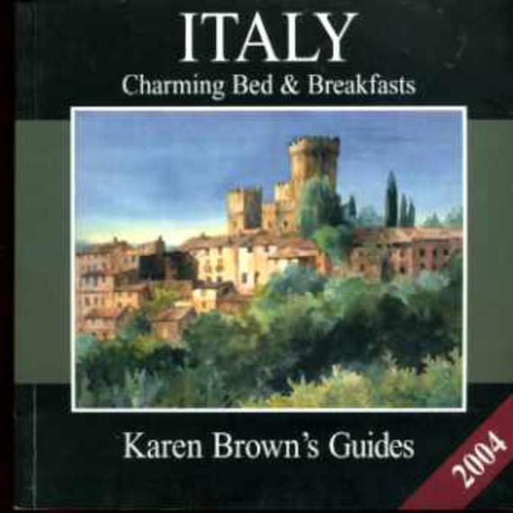 Image for Italy: Charming Bed and Breakfasts