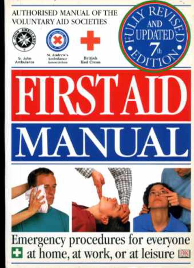 Image for First Aid Manual