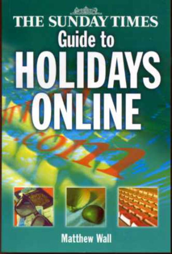 Image for The Sunday Times Guide to Holidays Online