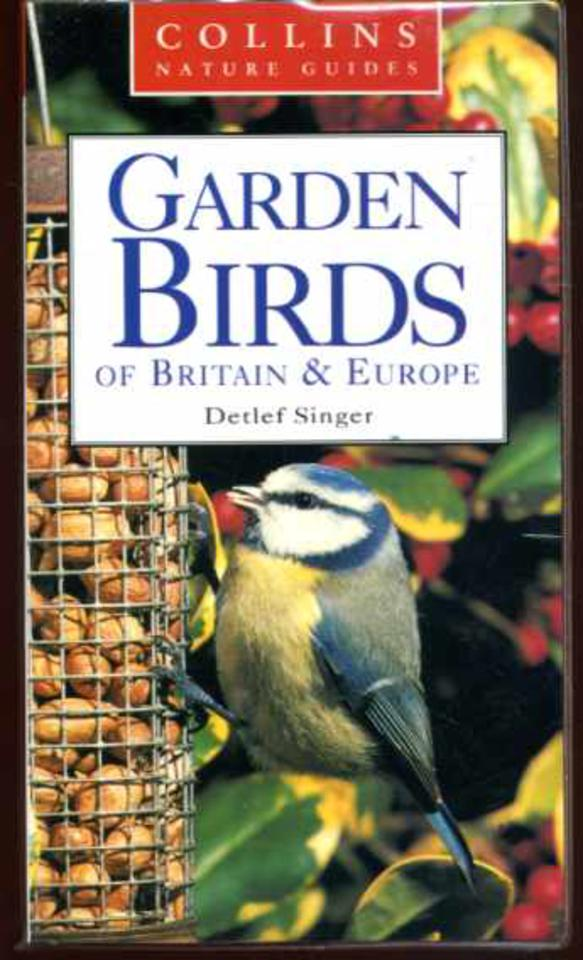 Image for Garden Birds of Britain and Europe