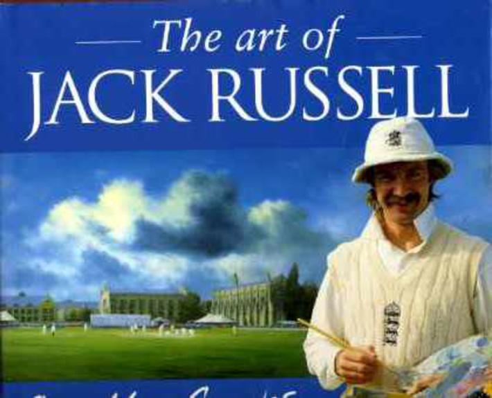 Image for The Art of Jack Russell : Caught on Canvas